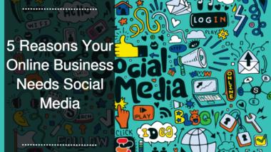 5 Reasons Social Media Blog Post