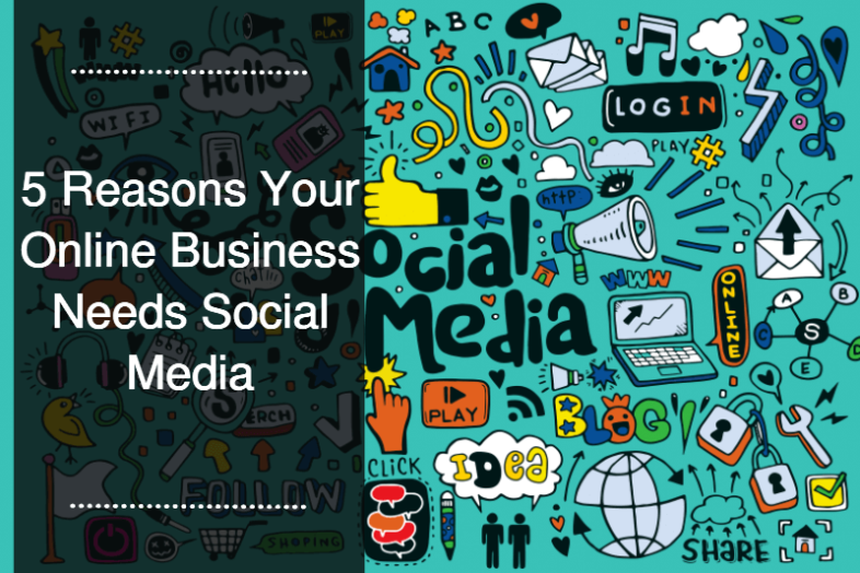 5 Reasons Social Media Blog Post