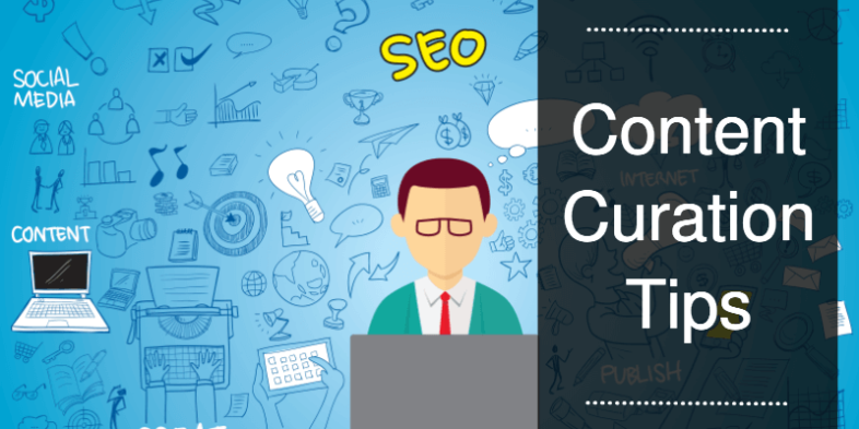 Content Curation Tips Blog Post