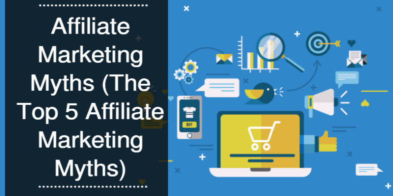 Affiliate Marketing Myths Blog Post