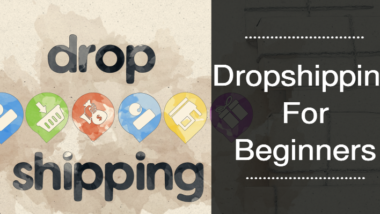 Dropshipping For Beginners Blog Post