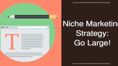 Niche Marketing Strategy Go Large
