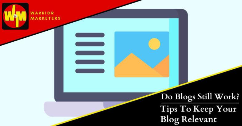 Do Blogs Still Work